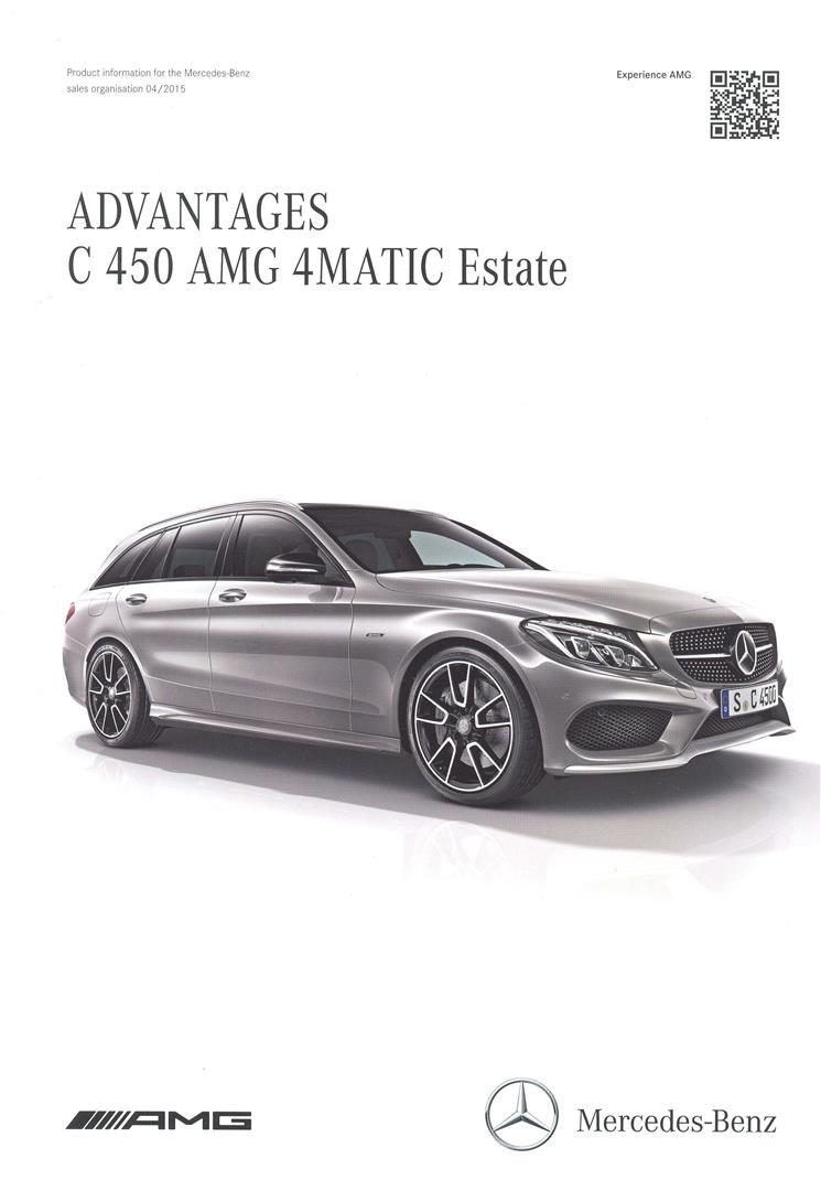 Advantages C 450 Amg 4matic Estate Advantages C 450 Amg